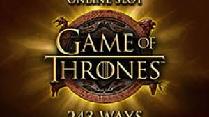 Game Of Thrones 243 Ways – Microgaming